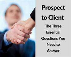 5 Questions Your Prospects are SilentlyAsking